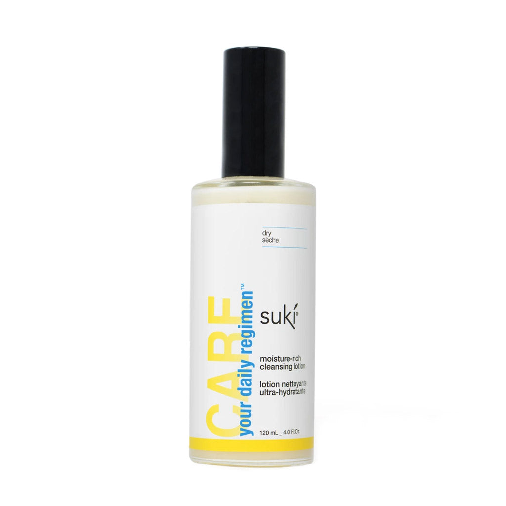 Moisture-Rich Cleansing Lotion