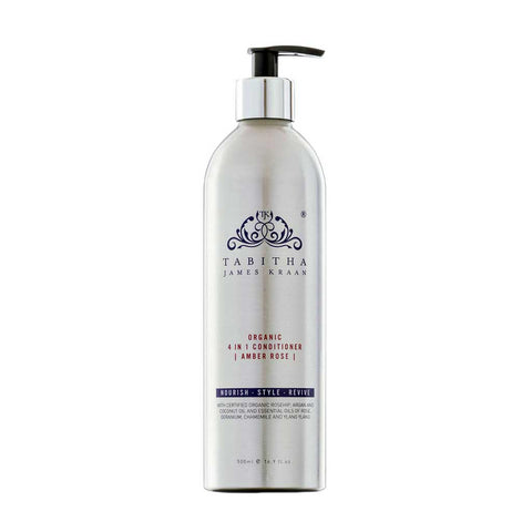 Amber Rose 4-in-1 Organic Conditioner 500 ml