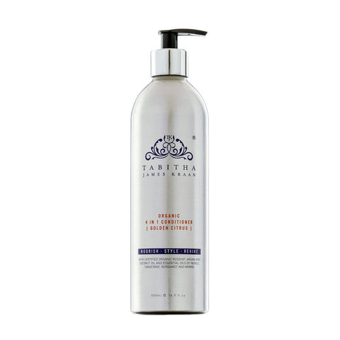 Golden Citrus 4-in-1 Organic Conditioner 500 ml