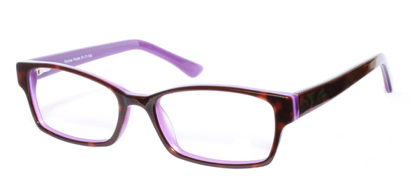 Multi-View Computer Reader Model 76 in Tortoise/Purple or Sapphire Black