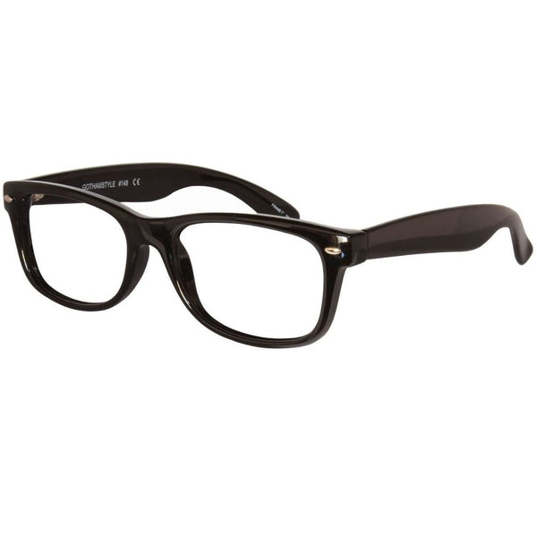 Multi-View Computer Reader Model 68 in Tortoise or Black