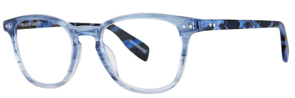 Scojo Greys Blulite Reader in Cerulean Drop - ReadingGlassWorld