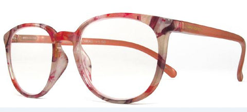 Max Edition ME8174 in Peach Floral or Rose Tort Fade - ReadingGlassWorld