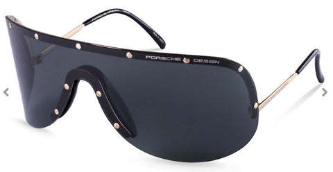 Porsche Design Model P8479 Fashion Wrap Sunglass in 3 frame colors - ReadingGlassWorld