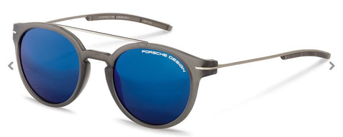 Porsche Design Model P8644 Rounded Sunglass in 4 Frame Options - ReadingGlassWorld