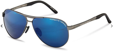 Porsche Design Model P8649 Pilot Sunglass - ReadingGlassWorld