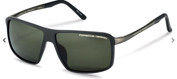 Porsche Design Model P8650 Aviator Titanium Sunglass - ReadingGlassWorld