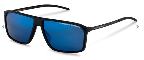 Porsche Design Model P8653 Stainless Steel / RXP Sunglass - ReadingGlassWorld