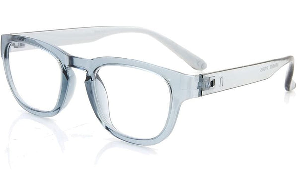 Nannini Nuovo Paris Blue Light Blocking Reader in Crystal, Grey or Tortoise