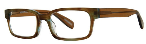 Scojo Pierce Avenue in Caramel Sage - ReadingGlassWorld