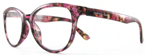 Sydney Love 6135 in Rose Tortoise or Blue Tortoise - ReadingGlassWorld