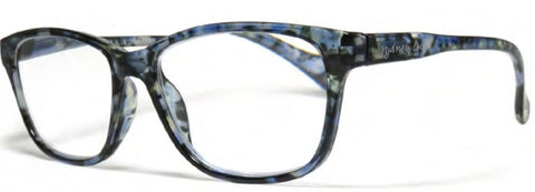 Sydney Love 6277 in Frosted Brown, Rose or Blue Demi Tortoise - ReadingGlassWorld