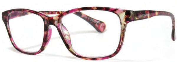 Sydney Love 6277 in Rose or Blue Demi Tortoise - ReadingGlassWorld