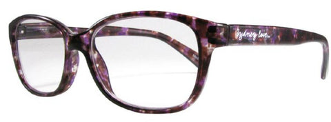 Sydney Love 673 in Purple Tortoise - ReadingGlassWorld
