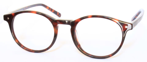 MV Optical Single Vision Reader Model 111 - Available in Havana or Tortoise