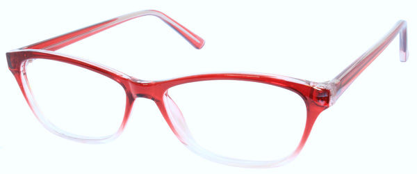 MV Optical Single Vision Reader Model 85 - Available in Red, Black, Lilac or Blue