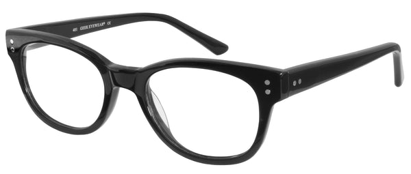 MV Optical Single Vision Reader Model 88 - Available in Black or Tortoise
