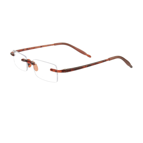 Visualite 08 Rimless Rectangle in 8 Exciting Colors