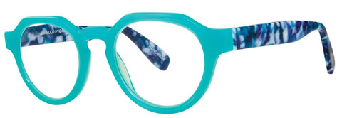Scojo Hampton Place in Bahama Blue - ReadingGlassWorld