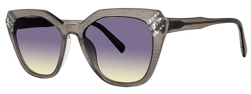 Scojo New York POSH sunglasses in shimmering stone acetate - ReadingGlassWorld
