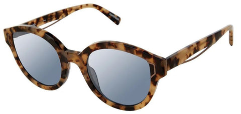 Scojo New York QUID sunglasses in Tortoise Cream - ReadingGlassWorld