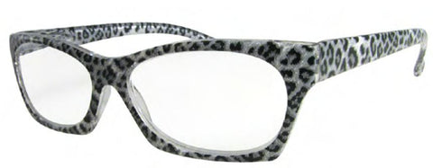 Sydney Love 97755 in Grey Cheetah - ReadingGlassWorld