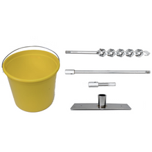 Frozen Soil Sampling Bucket Kit