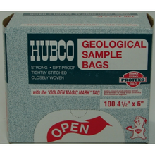 "hubco protexo soil sampling bag box 4.5"" x 6"""