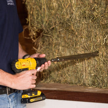 closed hay probe power kit in-use #201 #7