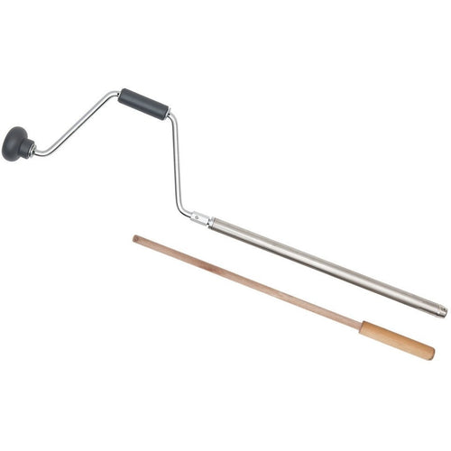 closed hay probe kit with dowel rod #91
