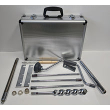 complete soil sampling kit model z all parts
