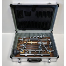 complete soil sampling kit model z with open case