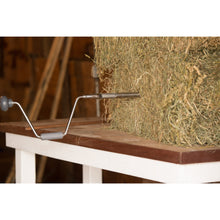 open hay probe kit in hay #90