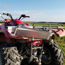 ATV Mounted Soil Collection Accessory SS Delta
