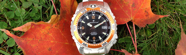 Momentum Watches | Momentum Blog | Dive Into Fall!