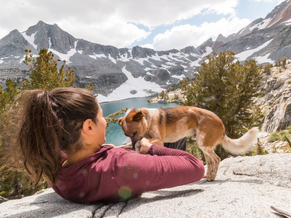 There's traveling with your dog, and there's journeying with your dog: 18,000 miles of adventure-centric road trip, to be exact. Here's how to do it without going doggone crazy.