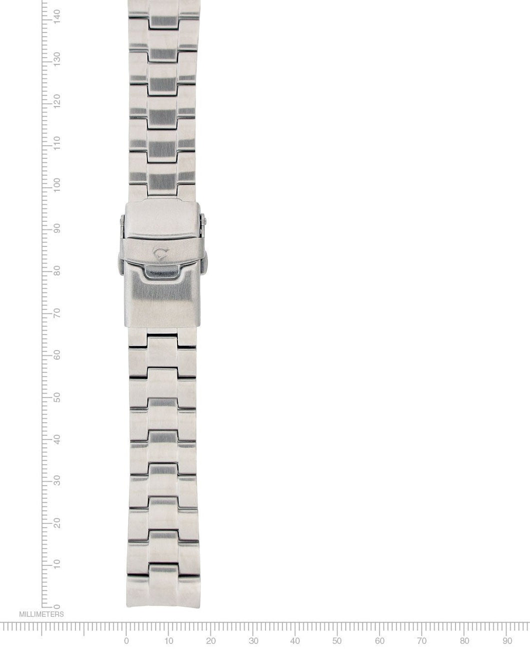 Logic Stainless Steel Bracelet - 18mm