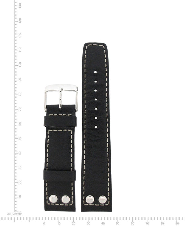 Rivet Leather - 22mm