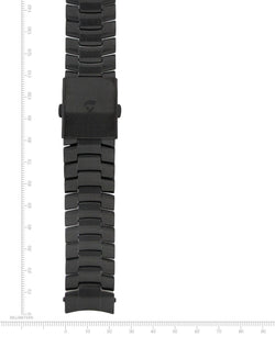 Vision/Night Vision Black-Ion Stainless Steel Bracelet - 22mm