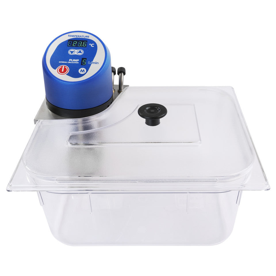 ELMI TW-2.03 Circulating Water Bath with 8.5L Plastic Tank