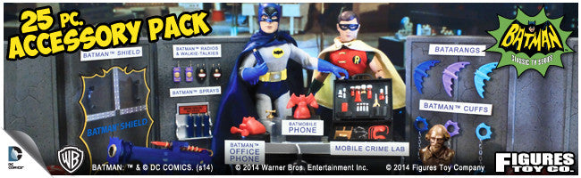 Batman 1966 Classic TV Accessory Series