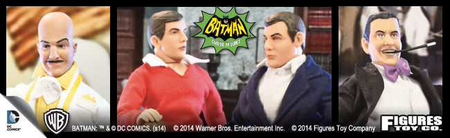 Batman 1966 Classic TV Retro Series 2