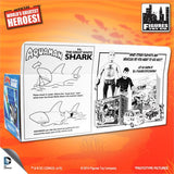 World's Greatest Heroes: Aquaman VS. The Great White Shark Playset - Worlds Greatest Superheroes