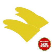 "Batgirl Gloves Mego World's Greatest Superheroes Repro for 8"" Action Figure - Worlds Greatest Superheroes"