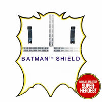 Batman Batshield Mego World's Greatest Superheroes For 8 inch Action Figure