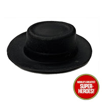 "Clark Kent Hat Mego Reproduction for 8"" Action Figure - Worlds Greatest Superheroes"