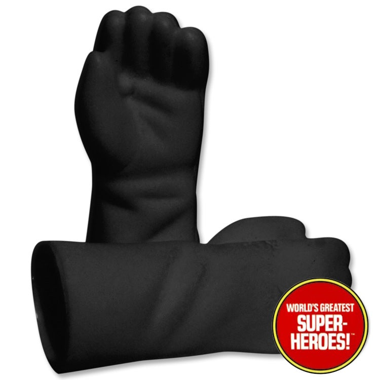 "Mr. Fantastic Custom Gloves Mego World's Greatest Superheroes for 8"" Action Figure - Worlds Greatest Superheroes"