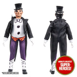 "Penguin Complete Mego WGSH Repro Outfit For 8"" Action Figure - Worlds Greatest Superheroes"