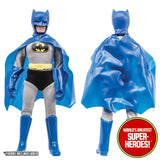 "Batman Removable Cowl Gloves Mego WGSH Reproduction for 8"" Action Figure - Worlds Greatest Superheroes"