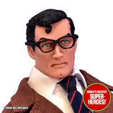 "Clark Kent Custom Glasses Mego World's Greatest Superheroes for 8"" Action Figure"